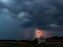 Bouřky na našem letišti